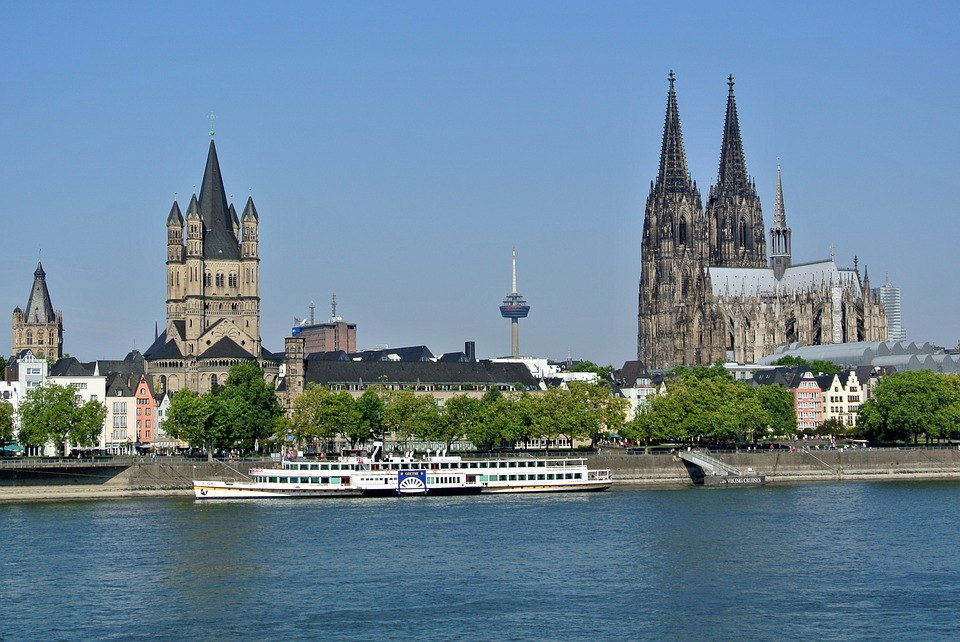 Cologne image stock