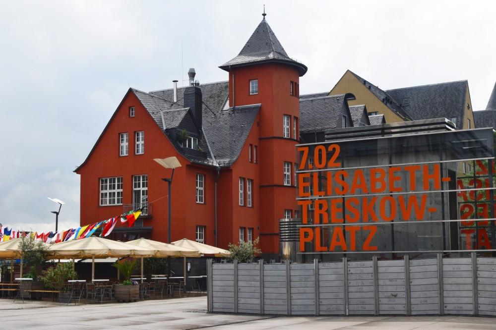 Elisabeth-treskowplatz - Cologne 2016