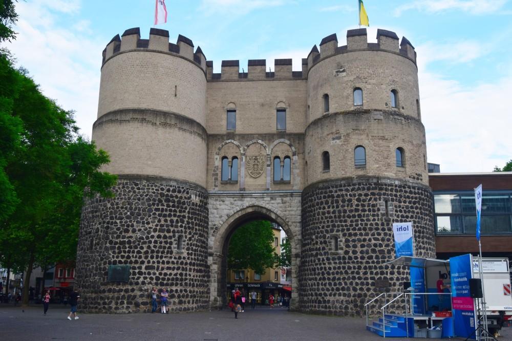 Gates - Cologne 2016